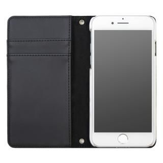 【iPhone8/7/6s/6ケース】CDM グラデーション 手帳型ケース ブラック iPhone 8/7/6s/6_2