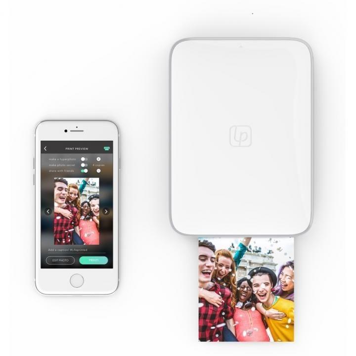 Lifeprint Photo & Video Printer 3 x 4.5