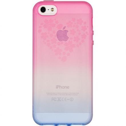 染ART ハートザクラ iPhone 5 ケース