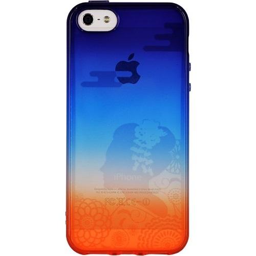 iPhone SE/5s/5 ケース 染ART iPhone 5 マイコ_0