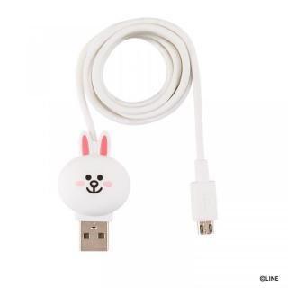 [1m]LINE FRIENDS 充電&データ Micro USBケーブル コニー