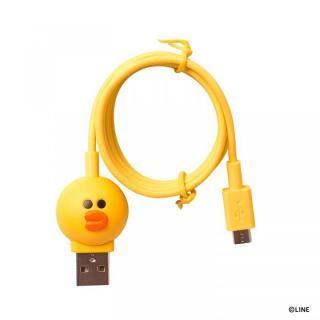[1m]LINE FRIENDS 充電&データ Micro USBケーブル サリー