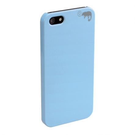 iPhone SE/5s/5用 カメレオンケース(ブルー)【Blue】