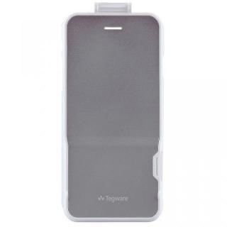 電子メモ+ハードケース Tegware Bagle360 シルバー iPhone 6