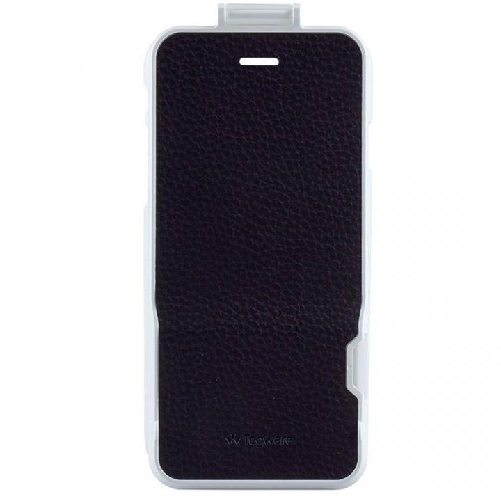 【iPhone6ケース】電子メモ+ハードケース Tegware Bagle360 チャコールグレイ iPhone 6_0