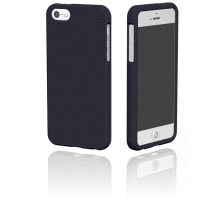 Web Case ネイビー iPhone 5ケース