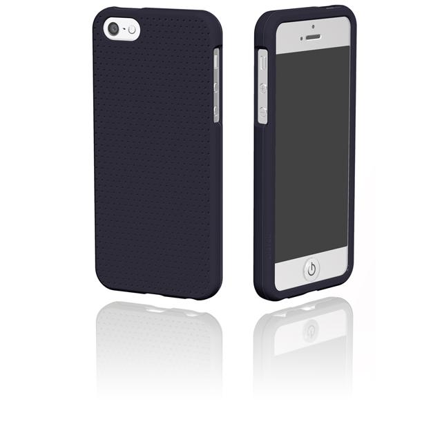 iPhone SE/5s/5 ケース Web Case ネイビー iPhone 5ケース_0