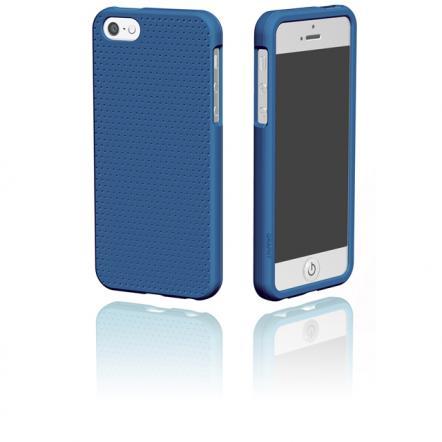 Web Case ブルー iPhone 5ケース