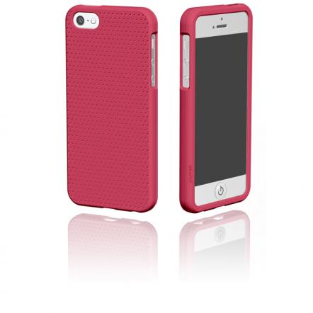 Web Case ピンク iPhone 5ケース