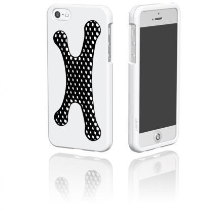 Spider Grip  iPhone 5 White×Black/ホワイト×ブラック