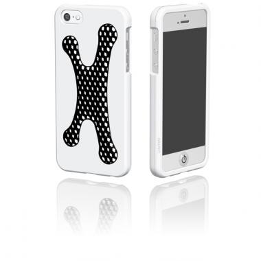 Spider Grip  iPhone 5 White×Black/ホワイト×ブラック