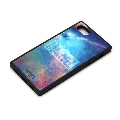 iPhone8/7/6s/6 ケース MARVEL ガラスハイブリッドケース ガーディアンズ・オブ・ザ・ギャラクシー iPhone 8/7/6s/6【5月下旬】_0
