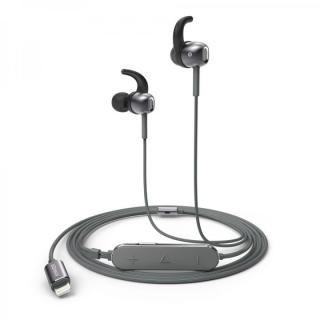 [4周年特価]Anker Lightning接続イヤホン SoundBuds Digital IE10 グレー