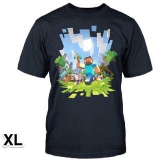 マインクラフト アドベンチャー Tシャツ XLサイズ