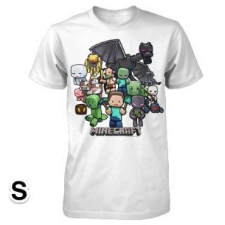マインクラフト パーティ Tシャツ Sサイズ