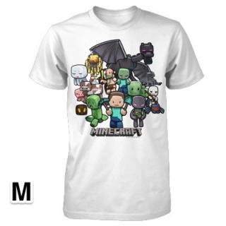 マインクラフト パーティ Tシャツ Mサイズ