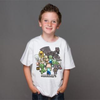 マインクラフト パーティ Tシャツ XSサイズ_1