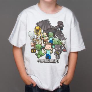 マインクラフト パーティ Tシャツ XSサイズ_2