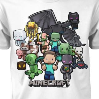 マインクラフト パーティ Tシャツ XSサイズ_3
