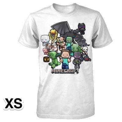 マインクラフト パーティ Tシャツ XSサイズ_0