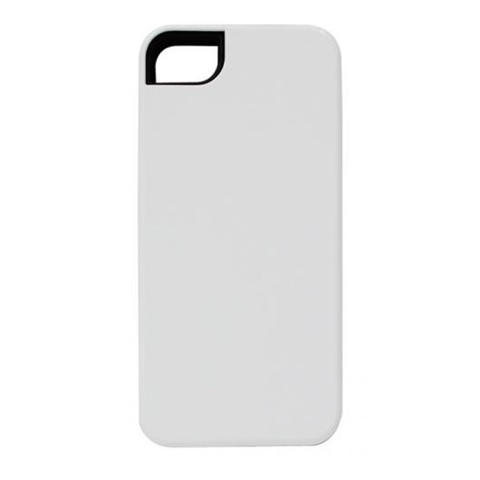 【iPhone SE/5s/5ケース】icover iPhone5用ケース TEシリーズ ホワイト AS-IP5FT-W_0
