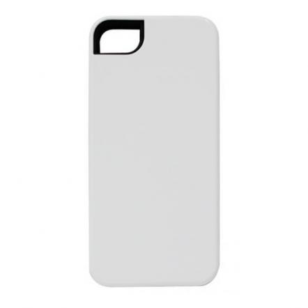 icover iPhone5用ケース TEシリーズ ホワイト AS-IP5FT-W