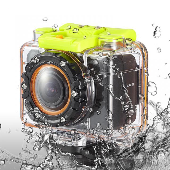 ActionX ビデオカム DVS5G9 スタンダードキット_0