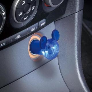 USBソケット MAX2.4A/ミッキーマウス_1