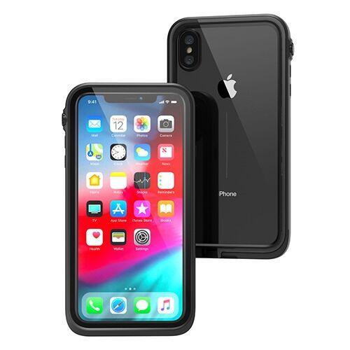 iPhone XS Max ケース カタリスト iPhone XS Max 完全防水ケース ブラック_0