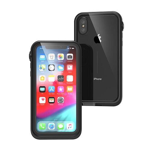 iPhone XS ケース カタリスト iPhone XS 完全防水ケース ブラック_0