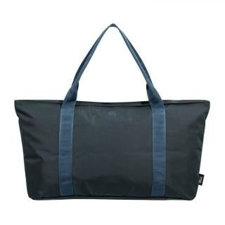 GRAMAS Packable Tote Bag for Carry-on Bag Navy【5月上旬】