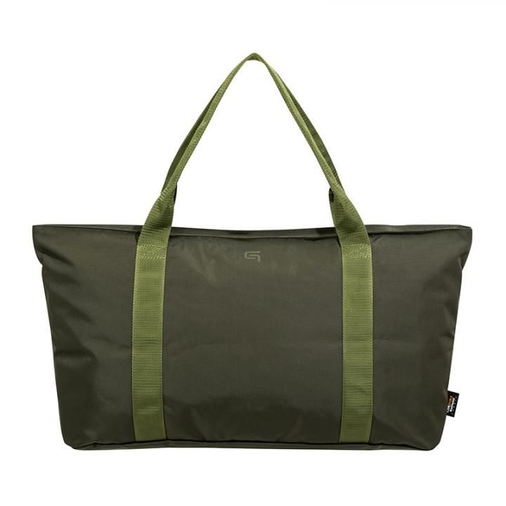 GRAMAS Packable Tote Bag for Carry-on Bag Khaki_0