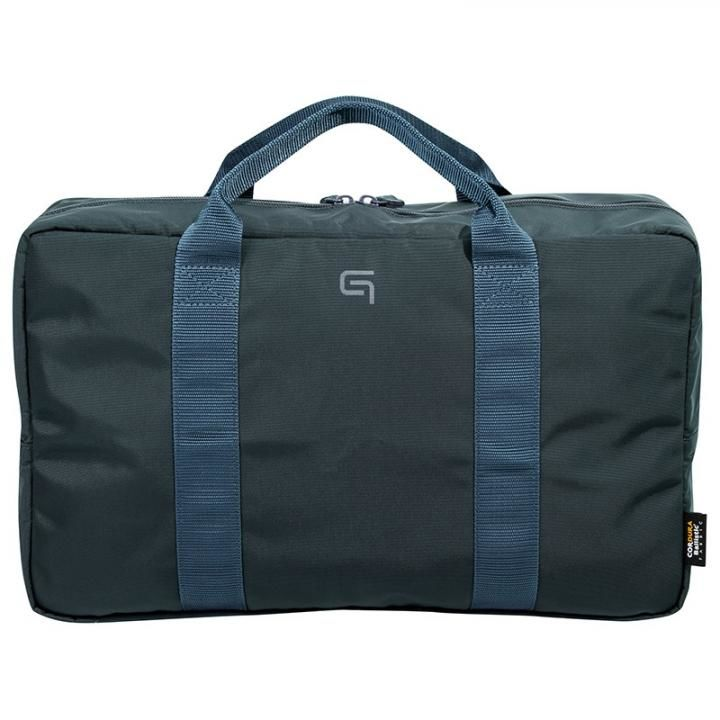 GRAMAS Packable Brief Case for Carry-on Bag Navy_0