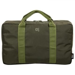 GRAMAS Packable Brief Case for Carry-on Bag Khaki【4月下旬】
