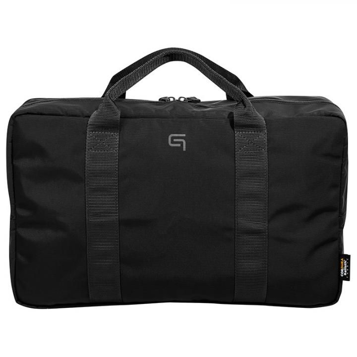GRAMAS Packable Brief Case for Carry-on Bag Black_0
