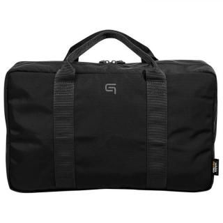 GRAMAS Packable Brief Case for Carry-on Bag Black