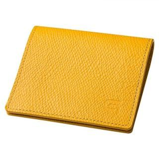 GRAMAS Money Clip Coin Case Yellow×Yellow【4月下旬】