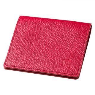 GRAMAS Money Clip Coin Case Red×Red【4月下旬】
