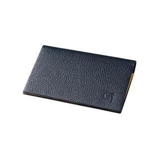 GRAMAS HAAWASE Card Case Navy×Yellow【5月上旬】