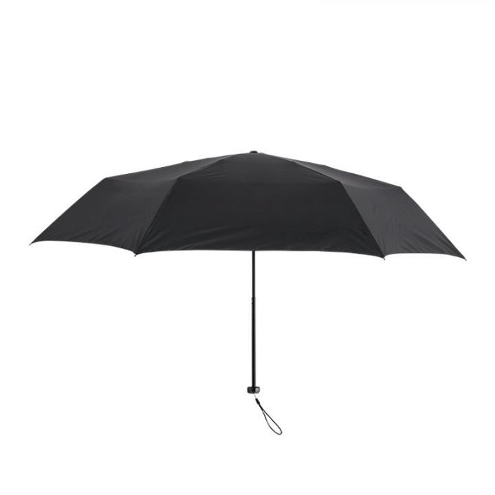ALTERNA SLIM 60 折り畳み傘 Black_0