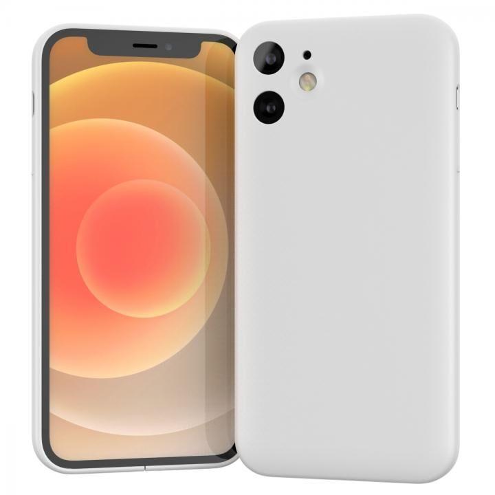 MYNUS CASE マットホワイト iPhone 12 mini_0