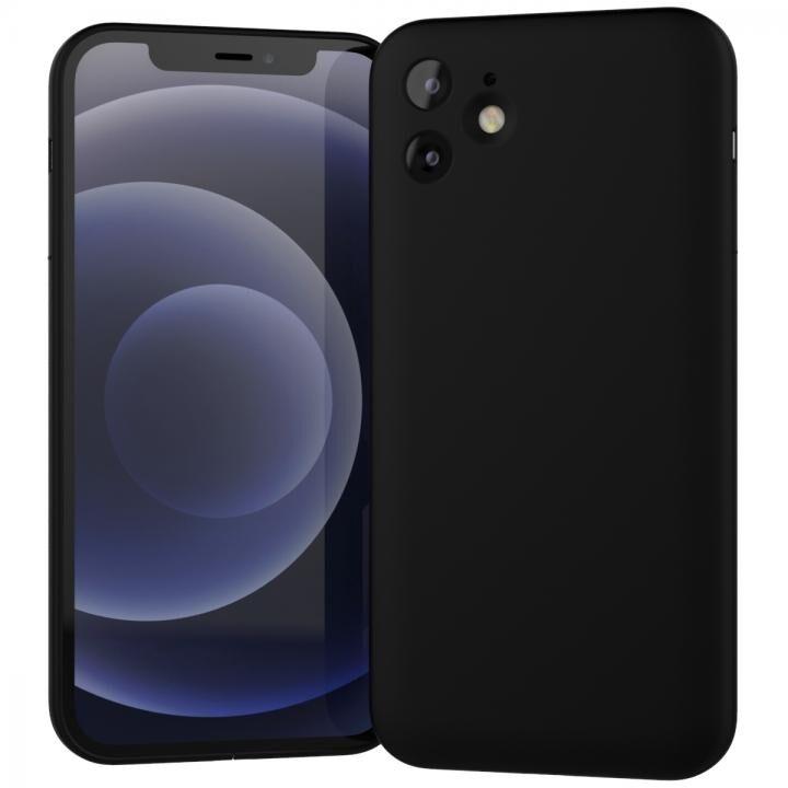MYNUS CASE マットブラック iPhone 12【8月上旬】_0