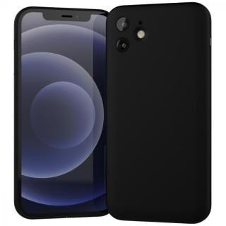 iPhone 12 / iPhone 12 Pro (6.1インチ) ケース MYNUS CASE マットブラック iPhone 12