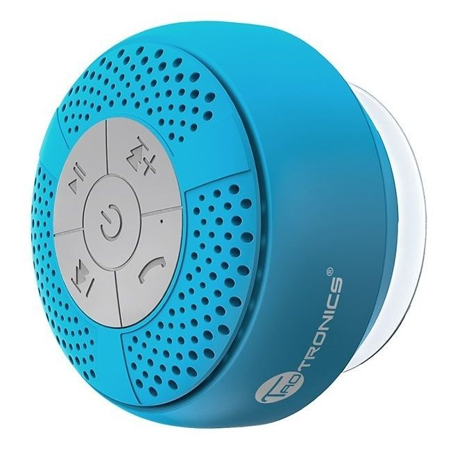 吸盤式Bluetooth 防水スピーカー TT-SK03 ブルー【4月中旬】_0
