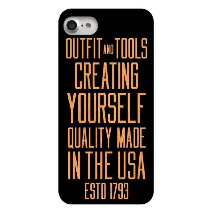 【iPhone7ケース】CANVER ウッドカービングケース 1793 iPhone 7_0
