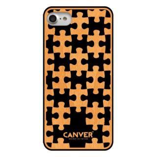 CANVER ウッドカービングケース ひまつぶし iPhone 7【4月中旬】