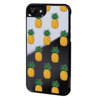 【iPhone7ケース】CANVER ミラーケース パイナップル iPhone 7
