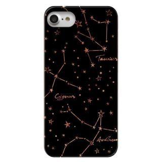 CANVER ウッドカービングケース 星座 iPhone 7