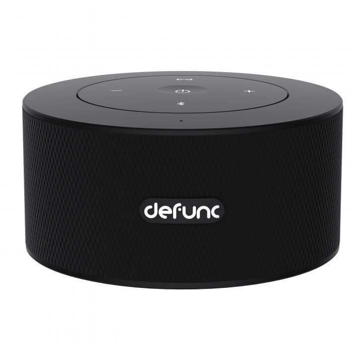 DeFunc BT Speaker DUO ワイヤレススピーカー ブラック_0