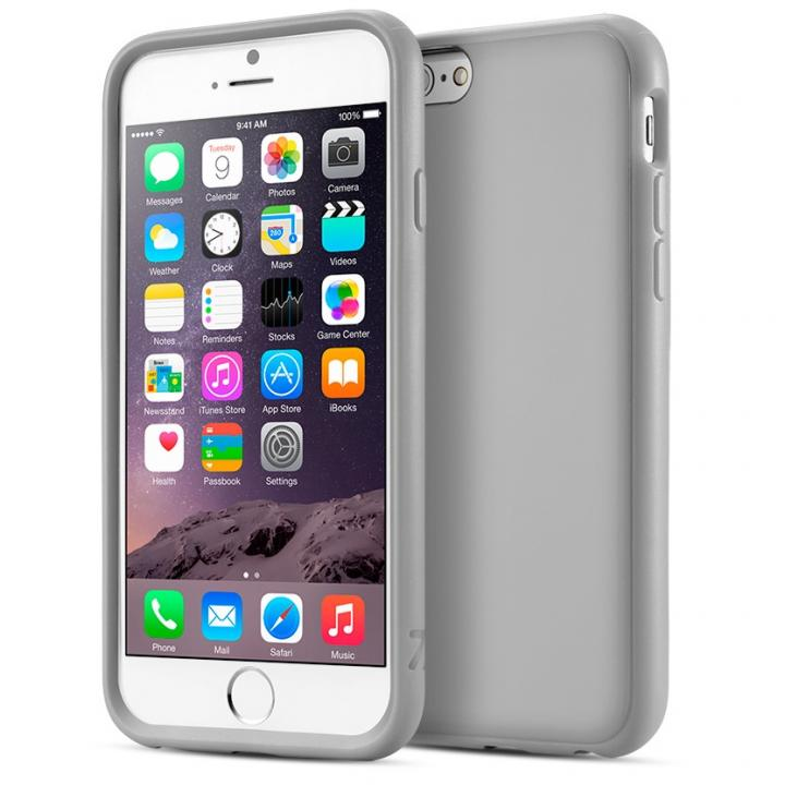 iPhone6 ケース Anker Zolo マグネット耐衝撃ケース グレイ iPhone 6_0